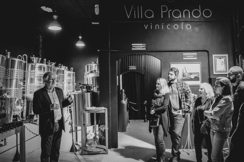 II Noite Harmonizada - Vinícola Villa Prando