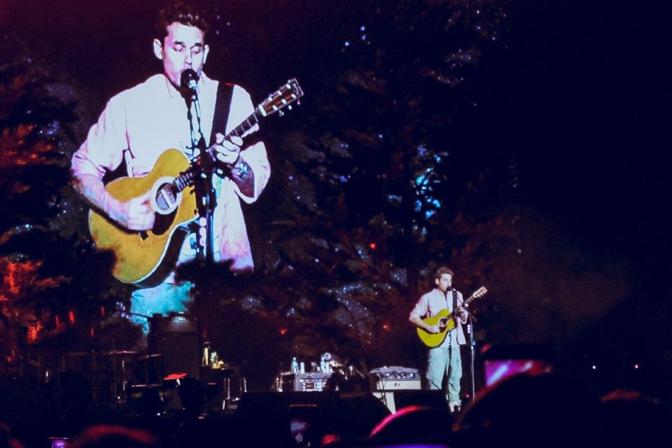 John Mayer - Curitiba