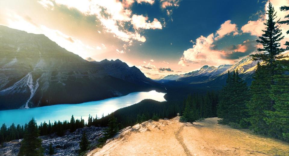 Lago Louise - Canadá