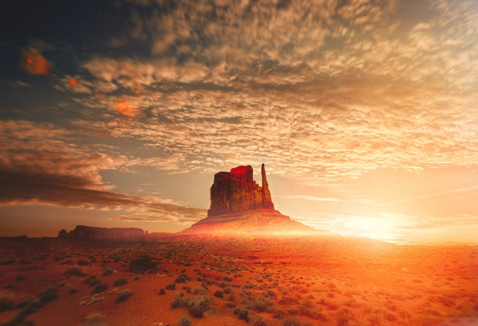 Monument Valley - USA [ Ver imagem original ]